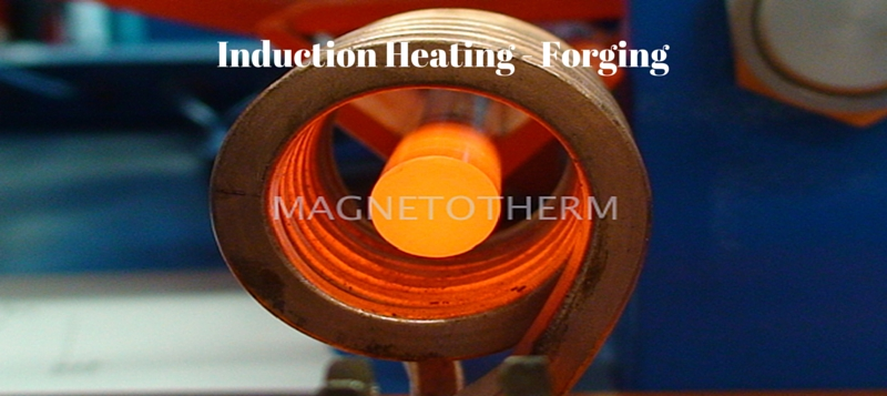 Induction Heating Forging Banner Image